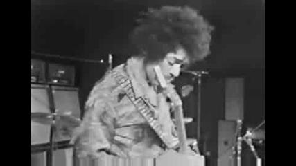 Jimi Hendrix - Red House - Stockholm - 1969.mpg