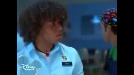 High School Musical 2 (french) Part 8