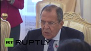 Russia: Lavrov meets Laos Deputy PM celebrating bilateral ties