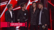 One Direction - Печелят награда за Top Touring Artist - The Billboard Music Awards 2015
