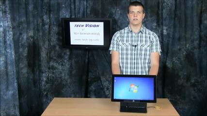 Тех Вижън Представя Професионалните Тъчскрийн Компютри За Касови Места Elo 15e1/15d1