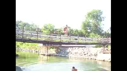 Скок От Моста
