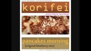 Korifei - Pancakes Morning (original blueberry mix)