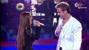 Anahi y Carlos Ponce en Pequenos Gigantes Rendirme En Tu Amor 24 06 2011