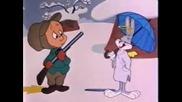 Merrie Melodies - Duck! Rabbit, Duck! bg audio