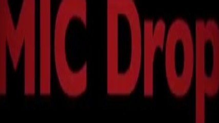Bts - Mic drop (steve Aoki Remix)' Official Mv