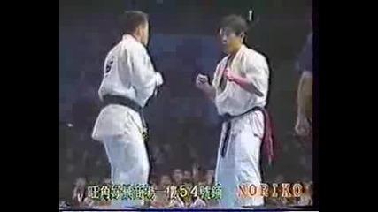 Midori Kenji - 5th World Champion