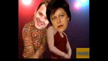 Кушлуков танцува с Дончева