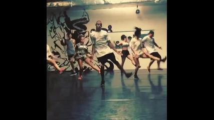 Кейнанд Лонсдейл - открит урок по хип хоп (танцова академия)