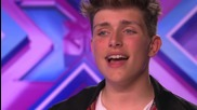 Charlie Jones sings One Direction's Little Things - Audition Week 1 - The X Factor Uk 2014