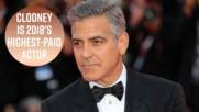 Актрисите са все още по-зле платени от мъжете през 2018г.