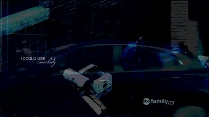 [pretty little liars] Spencer Toby Use somebody