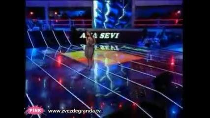Ana Sevic - Ista nam je tuga (Zvezde Granda 2010_2011 - Emisija 2 - 09.10.2010)