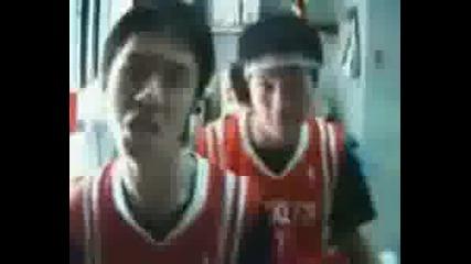 Китайски Backstreet Boys