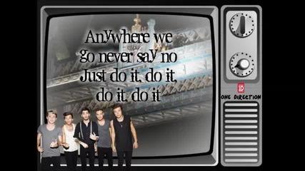 [lyrics] One Direction - Midnight Memories