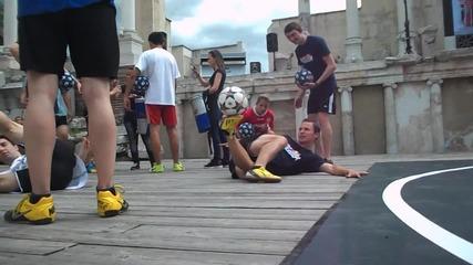 Ред Бул Стрийт Стайл България 2014