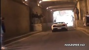 Speed Day: Crazy Tunnel Cars Burnouts and Launches 1