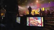 Gorillaz ft. De La Soul - Superfast Jellyfish ( Live on Letterman )