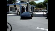 Супер кола - Lamborghini Gallardo Spyder