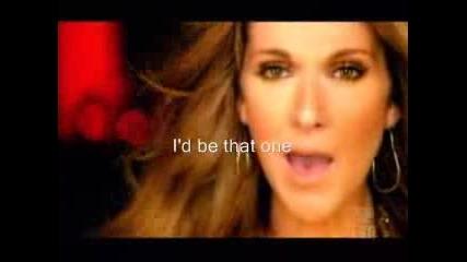 |превод| Celine Dion - Et Sil Nen Restait Quune *official video*