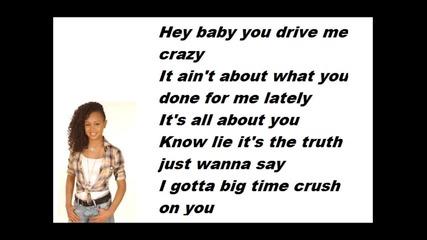 Big Time Rush - I Know You Know - Lyrics