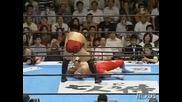 G1 CLIMAX Shinsuke Nakamura vs. Toru Yano 08/13/08