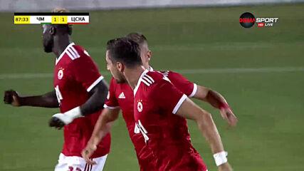 Резерва изравни за ЦСКА във Варна