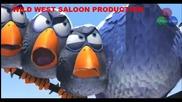 Wild West Saloon Production - Texas!