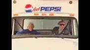 Жестока Реклама На Pepsi С P.daddy