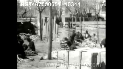 архивни кадри от стара София, 1913 г. - част 3
