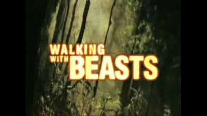Walking with Beasts - Ep 1 - New Dawn - Part 1 of 3