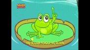Жабата, която не миела краката си