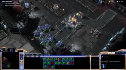 Starcraft 2- Dark Whispers Mission - Whispers of Oblivion Prologue Campaign