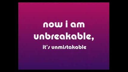 Fireflight - Unbreakable (lyrics)