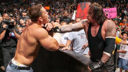 Джон Сина срещу The Undertaker: Разбиване, 24 юни 2018