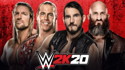 DX vs. Johnny Gargano & Tommaso Ciampa: WWE 2K20 match simulation