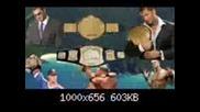 Batista And John Cena