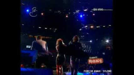 Rbd - Ser O Parecer (concerto Rebelde)