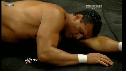 Wwe Raw Alberto Del Rio Vs. Kofi Kingston