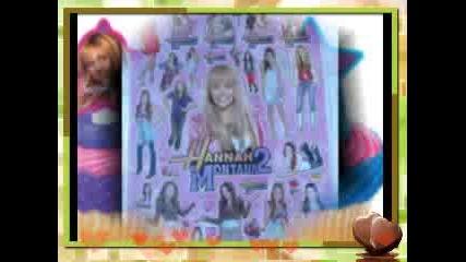 Неща На Hannah Montana
