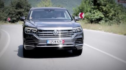 Дигиталният Volkswagen Touareg