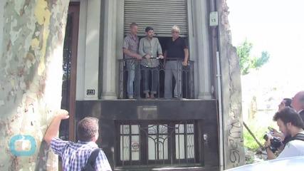 Ex-Guantanamo Inmates End U.S. Embassy Protest in Uruguay
