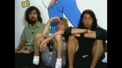 Nirvana Drunk Interview