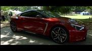 Не е ли красива... Exagon Furtive- Egt - The electric supercar