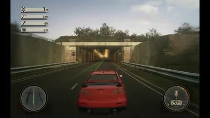Ferrari Virtual Race Drift