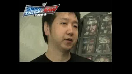 Smackdown Vs Raw 2009 New Review