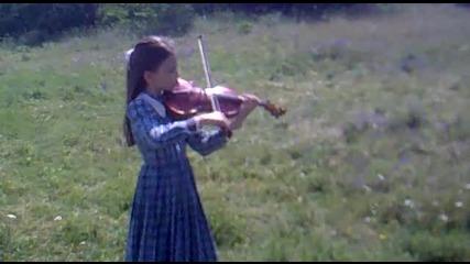 Виртуоз На Цигулка 9 Годишно Момиченце България