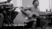 100 In A 55 - Pop Evil - Acoustic lyric Video