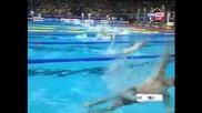 Русия с 3 титли в първия ден на европейсдкото по плуване