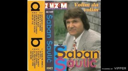Saban Saulic - Hocu s tobom parce raja - (Audio 1995) (1)